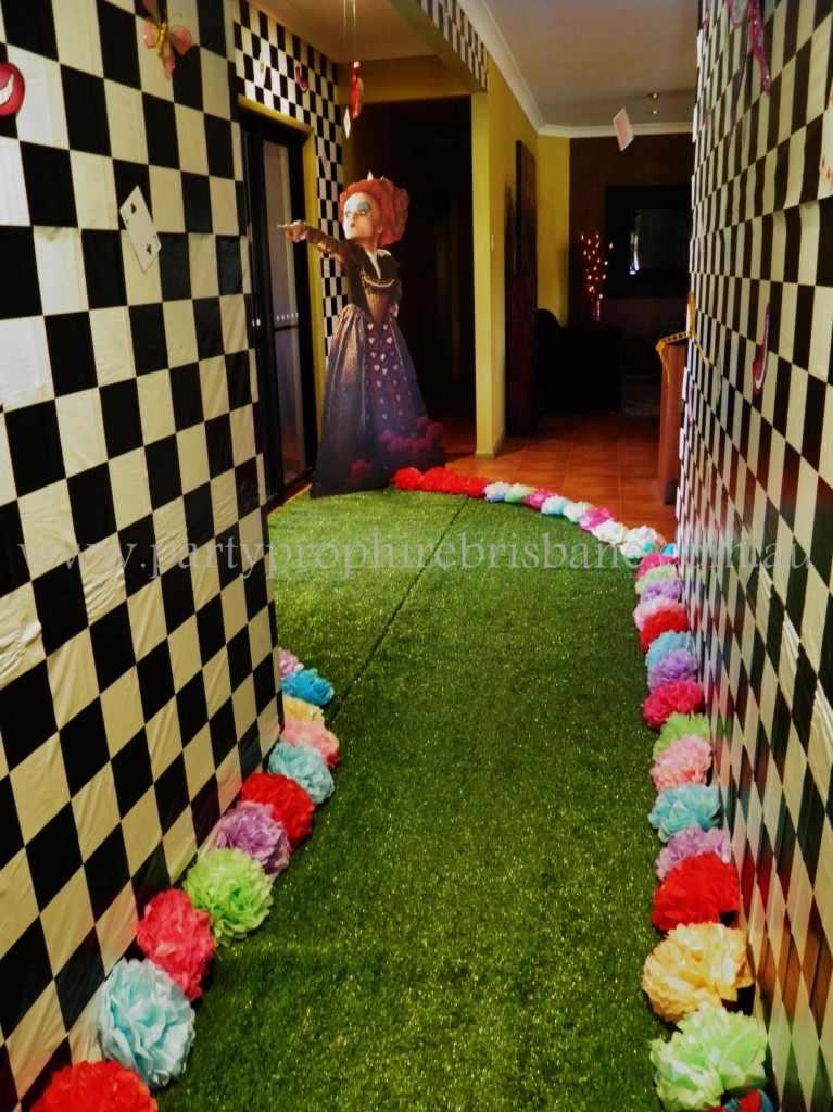 alice in wonderland birthday party ideas for adults
