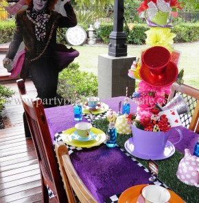 Alice in Wonderland Party 6