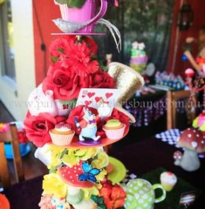 Alice in Wonderland Party 8