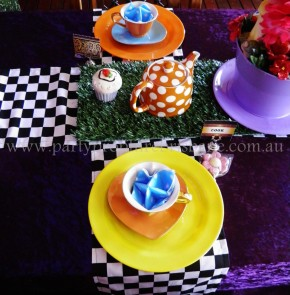 Alice in Wonderland Party 12