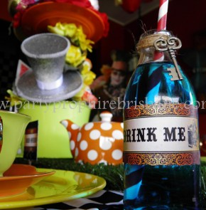 Alice in Wonderland Party 15