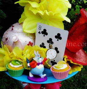 Alice in Wonderland Party 82