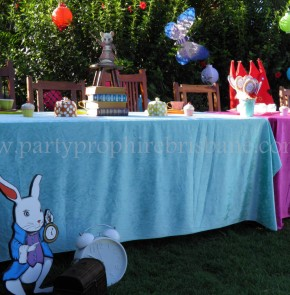 Alice in Wonderland Party 85