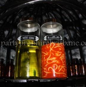 Potion Bottles for Hire