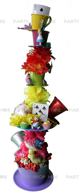 Alice in Wonderland Themed Decoration