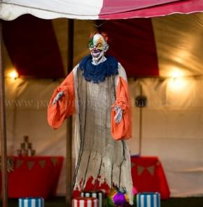 Creepy Hanging Clown