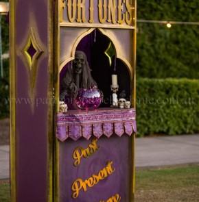 Fortune Teller Box