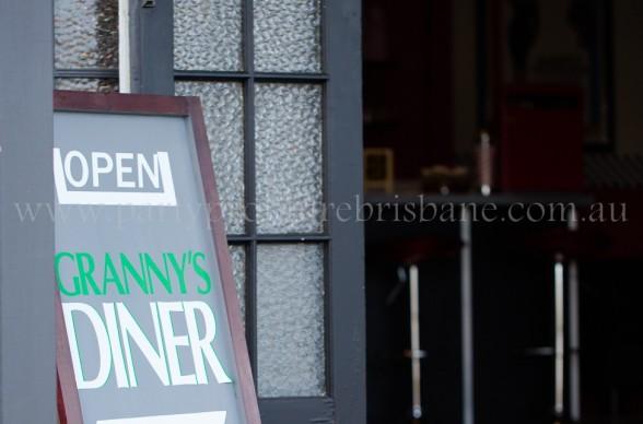 Granny's Diner 1
