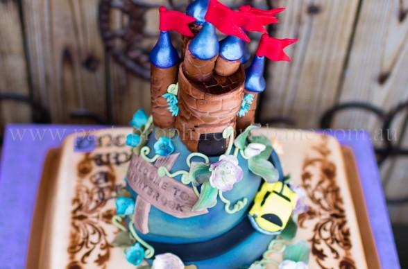 Storybrook Cake